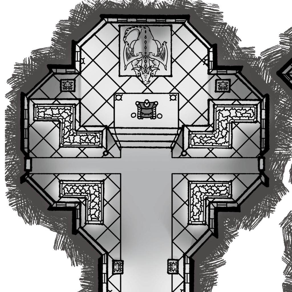 Throne Room highlight