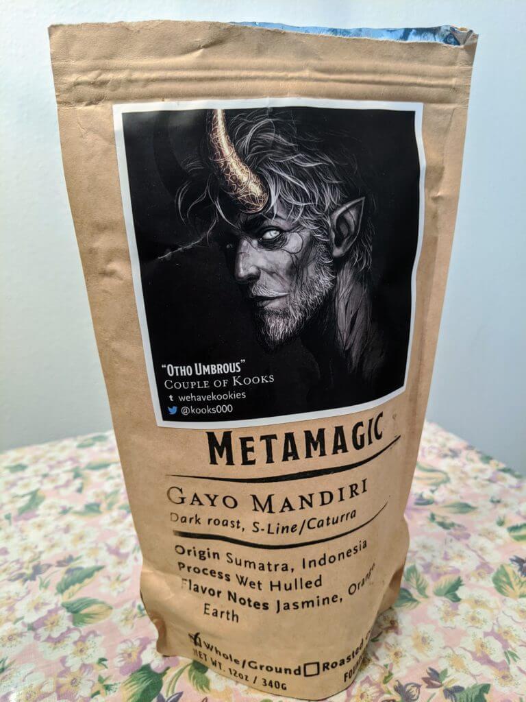 Metamagic - D&D Coffee