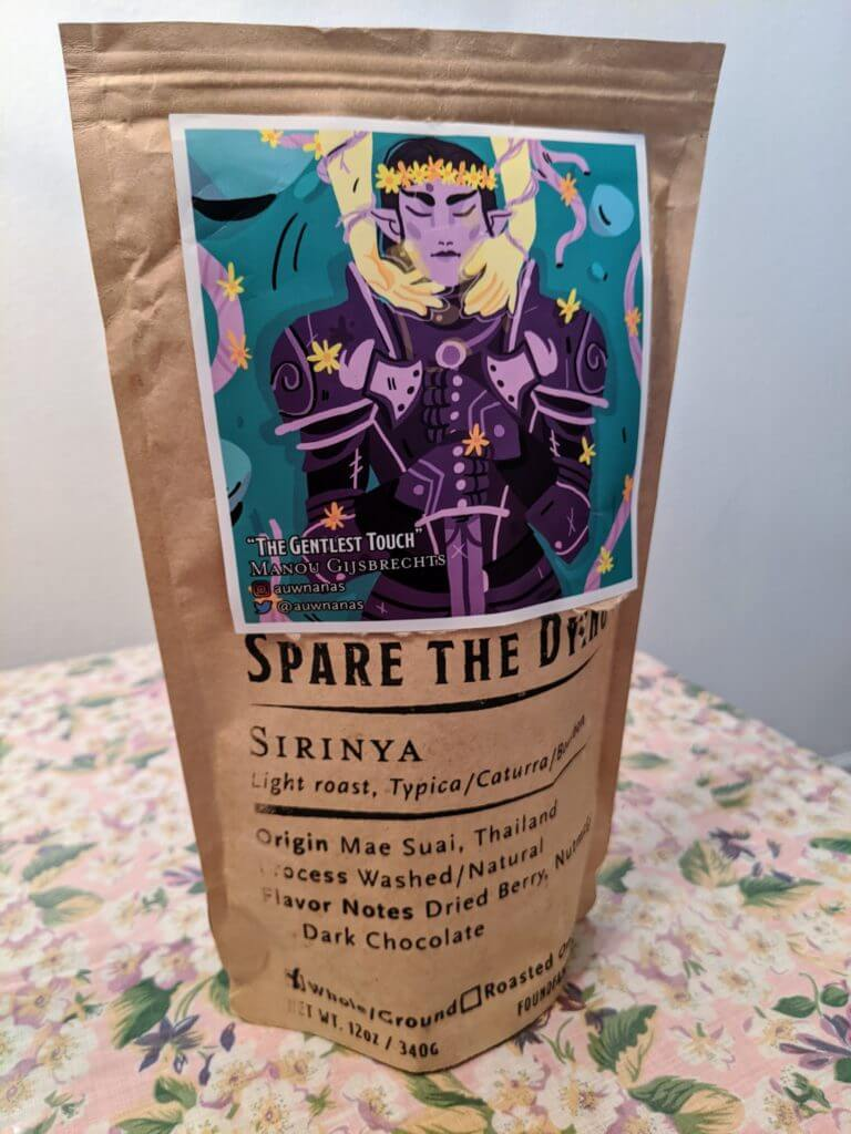 Spare the Dying: D&D Coffee