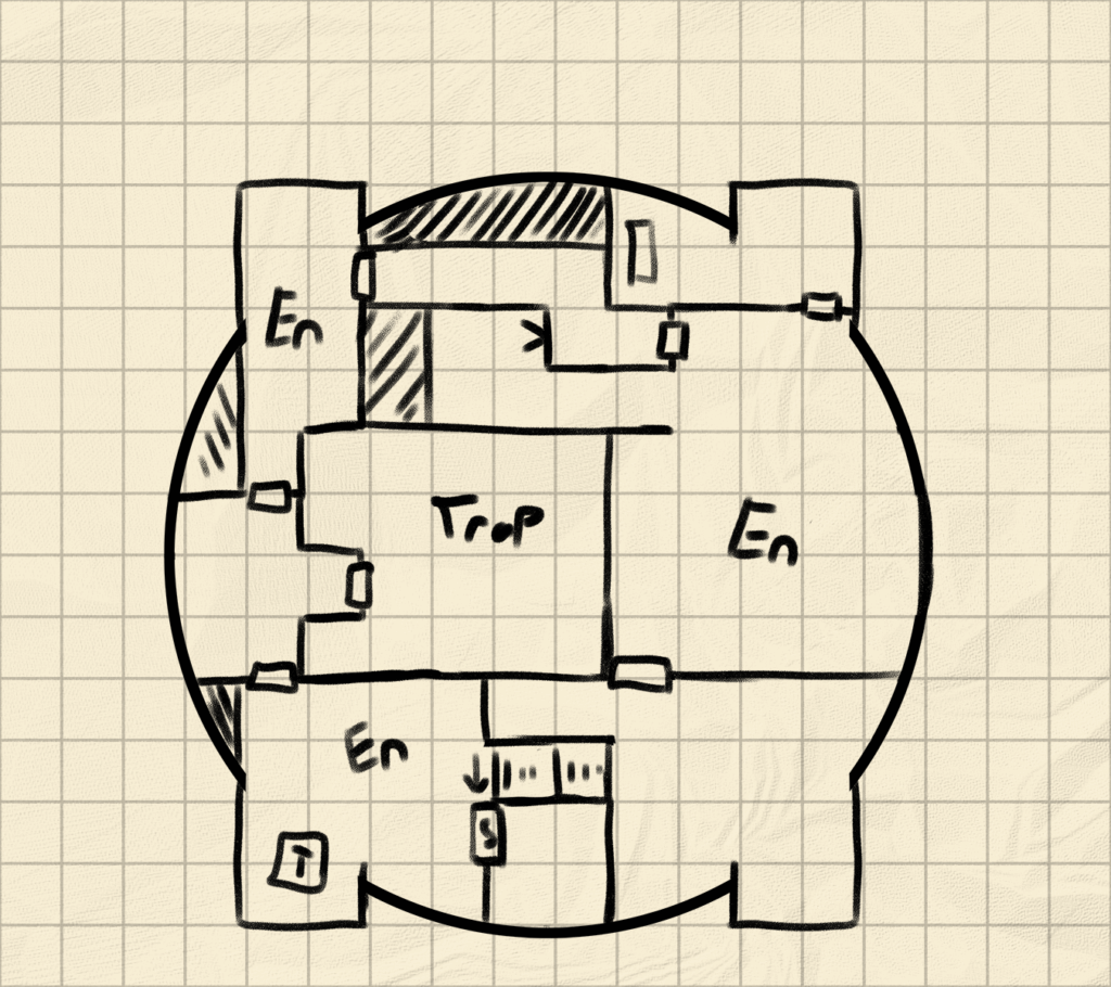 How to draw Draw a Dungeon 3