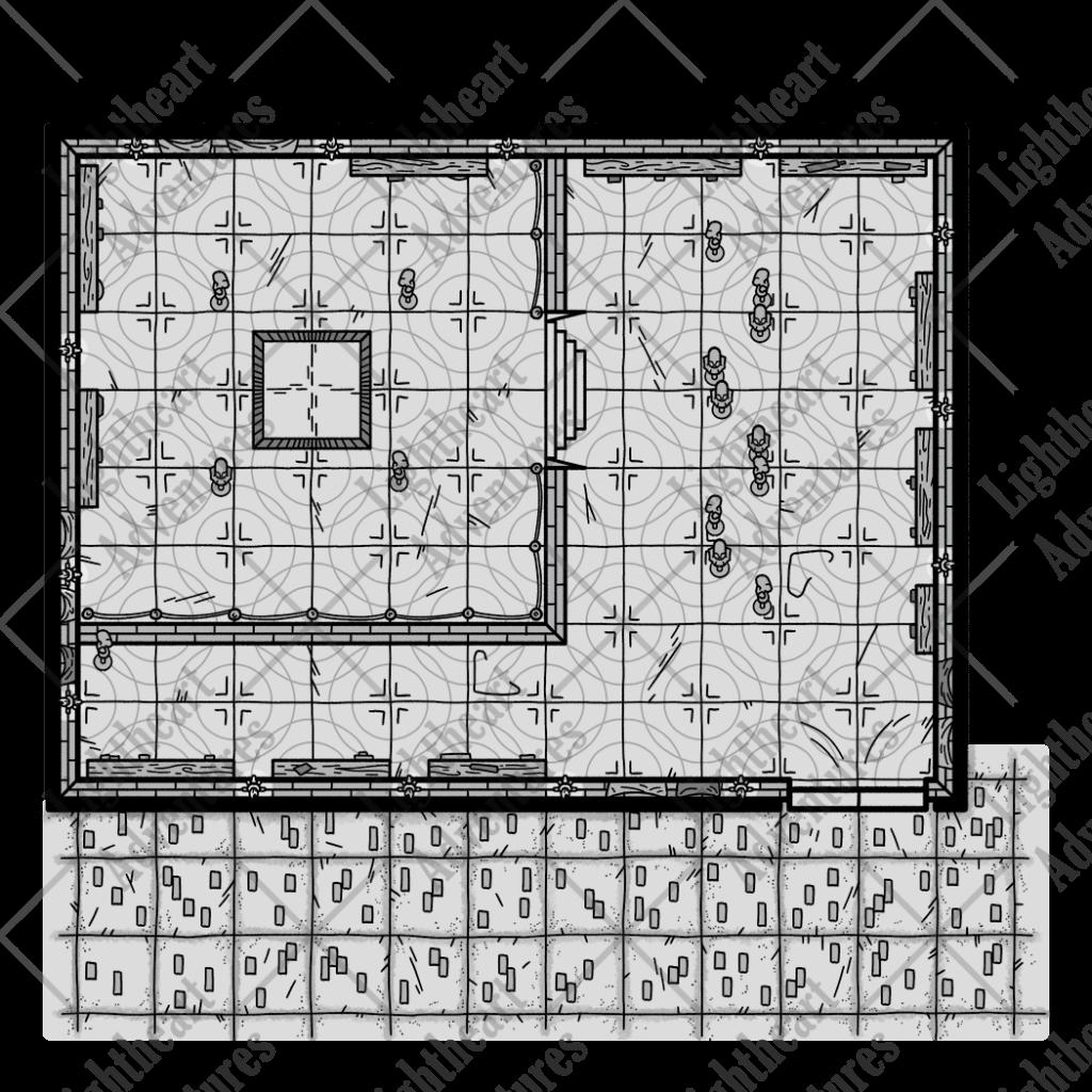 DM's Guild map pack