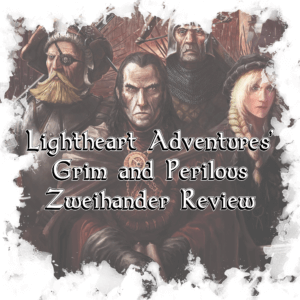 Zweihander Review Cover