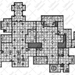 Devil Dungeon Map