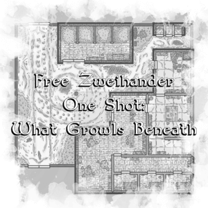 Free Zweihander one shot Cover