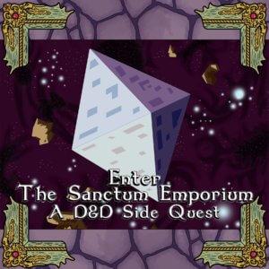 D&D magic shop