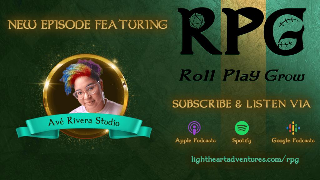 Ave Rivera Studio Interview cover image